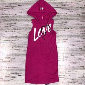Joshua Perets Girls Dress Size L